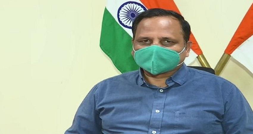 डेंगू के खिलाफ दिल्ली सरकार का अभियान सफल, इस साल आए बहुत कम केस- सत्येंद्र जैन