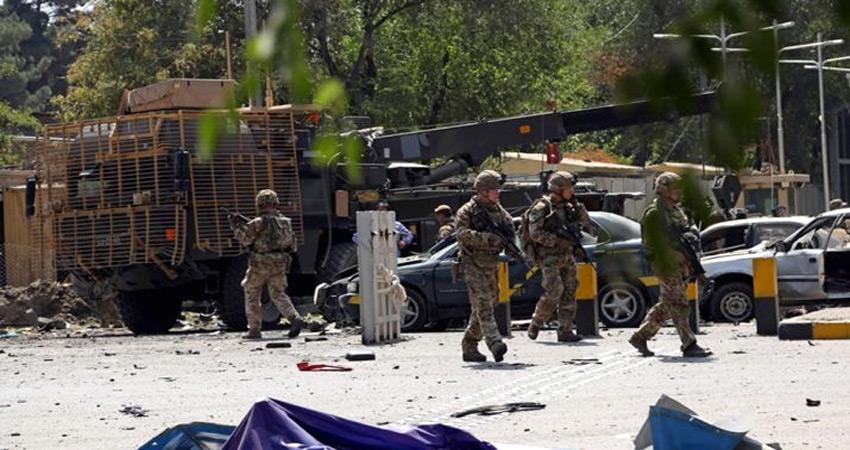 अफगानिस्तान में फिदायीन विस्फोट, 12 लोगों की मौत, 42 घायल