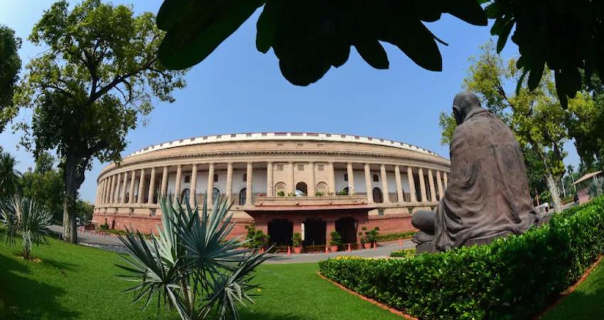 कोरोना के चलते नहीं होगा संसद का शीतकालीन सत्र, जनवरी में शुरू होगा बजट सत्र