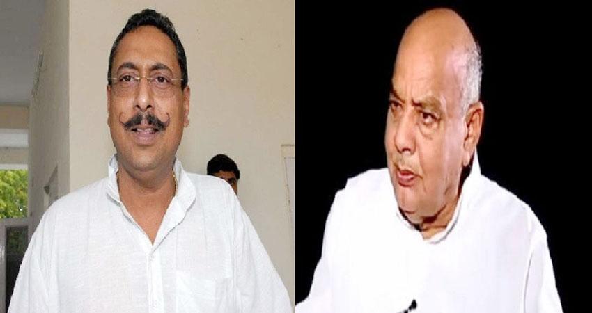 कांग्रेस से निलंबित किए गए बागी विधायक भंवरलाल और विश्वेंद्र सिंह, BJP से सांठगांठ करने का लगा आरोप