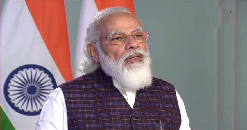 इंडिया मोबाइल कांग्रेस में बोले PM मोदी- डिजिटल इस्तेमाल से पारर्दिशता को मिला बढ़ावा