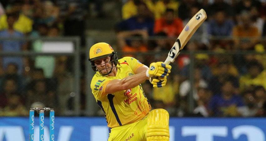 IPL 12: जोश, जज्बा और जुनून की मिसाल बने वाटसन, खून से लथपथ होने पर भी नहीं छोड़ा मैदान