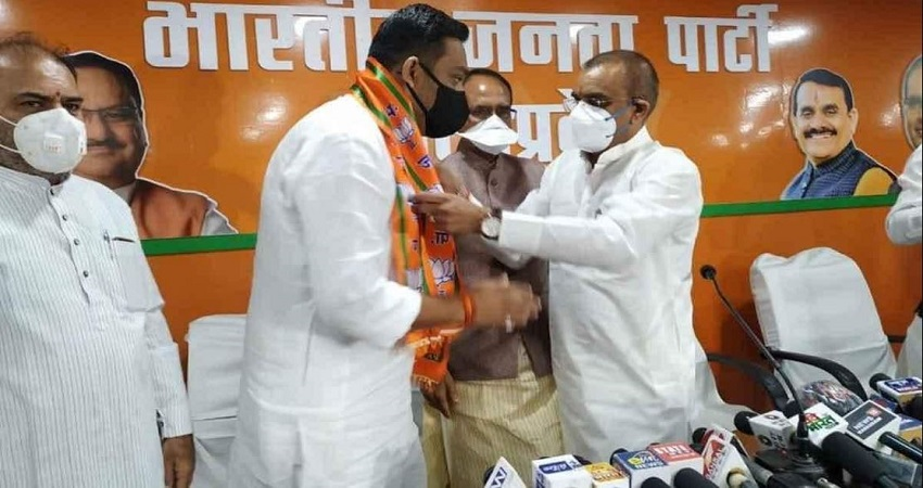 BJP के संपर्क में Congress के कई MLA''s, MP उपचुनाव परिणाम के बाद छोड़ सकते हैं पार्टी का साथ…