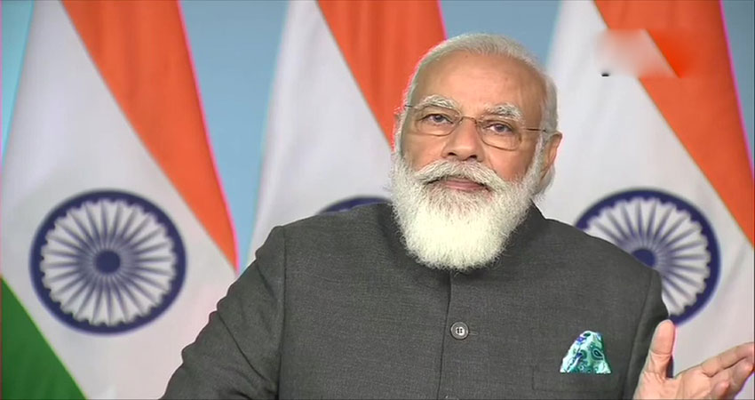 PM मोदी ने संसद सदस्यों के लिए बहुमंजिला फ्लैटों का उद्घाटन किया
