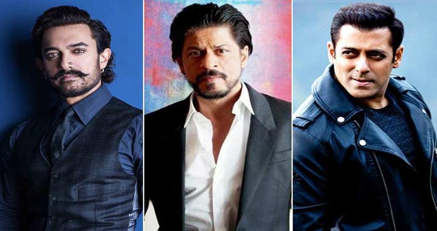 एक साथ फिल्म में नजर आ सकते हैं शाहरुख-सलमान और आमिर, King khan के घर हुई मीटिंग