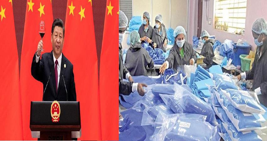 खराब किट लौटाने की धमकी से घुटनों पर आया चीन, करने लगा बातचीत का आग्रह
