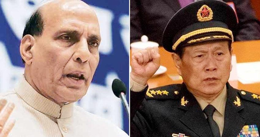 चीन के रक्षा मंत्री ने जताई राजनाथ सिंह से मिलने की इच्छा, जयशंकर ने कहा- बातचीत ही विकल्प