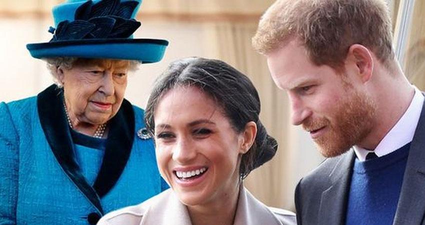 प्रिंस हैरी, मेगन अब बिताएंगे आम जिदंगी, शाही परिवार से बनाई दूरी