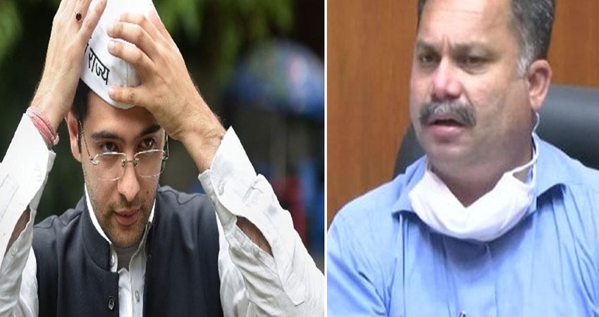 गोवा के बिजली मंत्री को आप विधायक की खुली चुनौती, कहा- 2 बजे गोवा पहुंच रहा हूं...