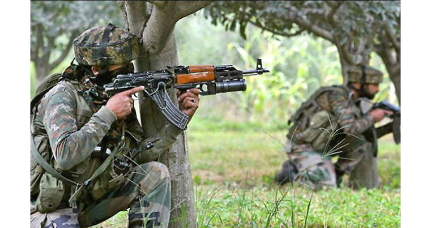 कश्मीर में जारी है सेना की सख्तीः ऑपरेशन ऑलआउट में अब तक ढेर किए 103 आतंकी