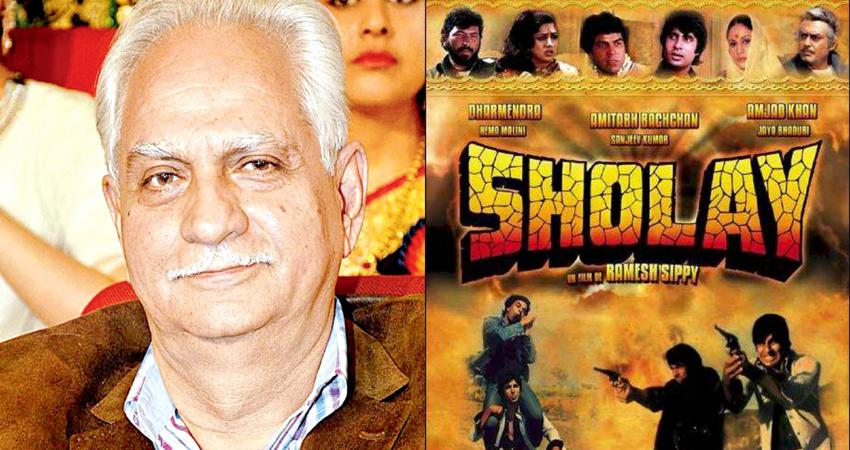 B''day Special: रमेश ने बताया, क्यों अब केवल 3 करोड़ में नहीं बन सकती ''शोले'' जैसी फिल्म?