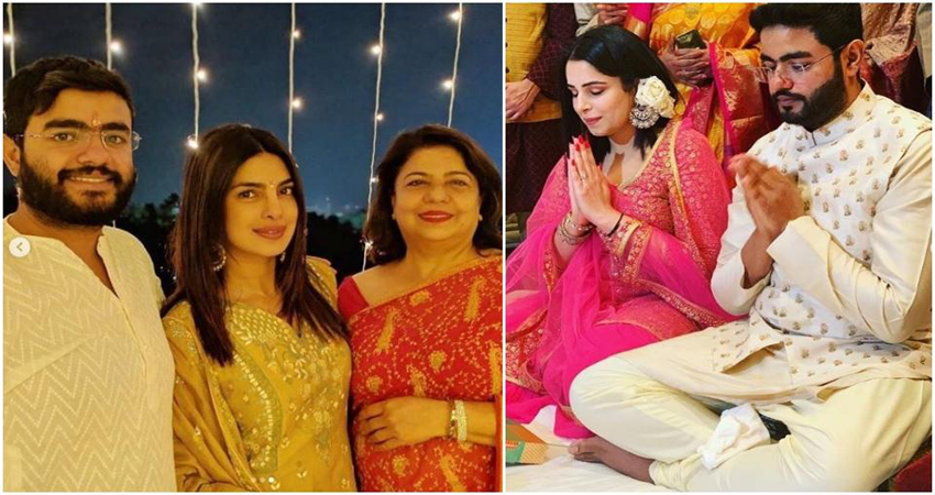 प्रियंका की मां मधु चोपड़ा ने बताई बेटे सिद्धार्थ की शादी टूटने की असली वजह