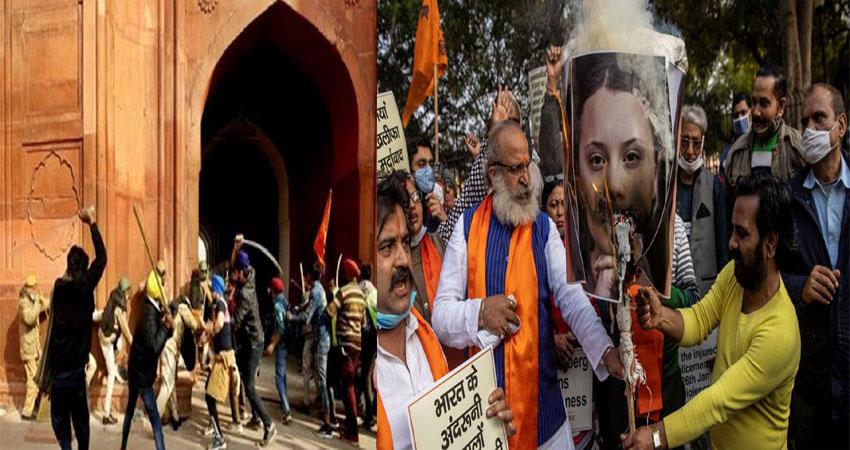 ग्रेटा थनबर्ग की आड़ में देश की छवि धूमिल करने की साजिश! दिल्ली पुलिस ने गूगल से मांगी डीटेल
