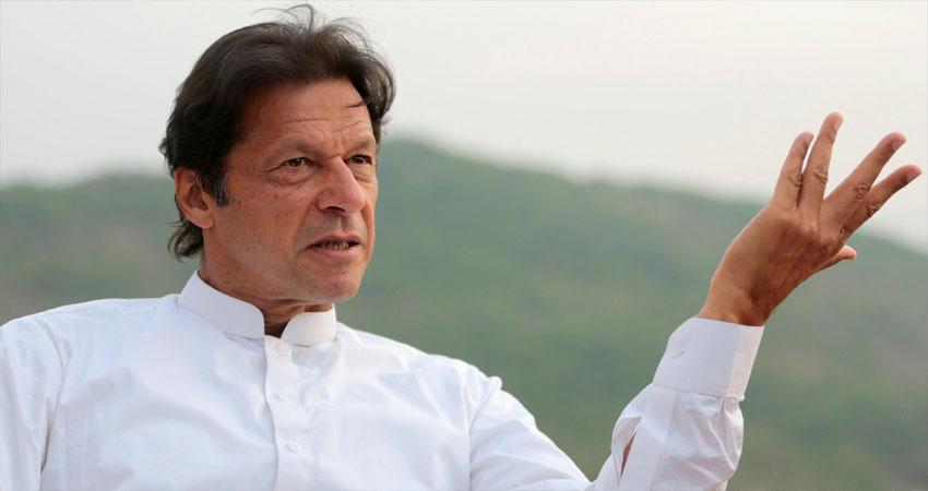 जो कश्मीर का हल सुलझाएगा वही नोबेल का हकदार कहलाएगा, मैं इस योग्य नहीं: इमरान खान