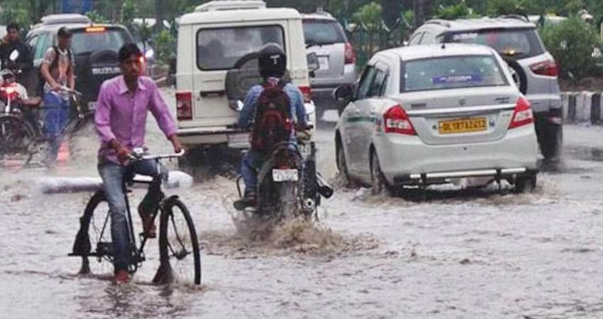 Delhi: जलभराव से निपटने की कवायद, माइक्रो लेवल पर काम होगा शुरू