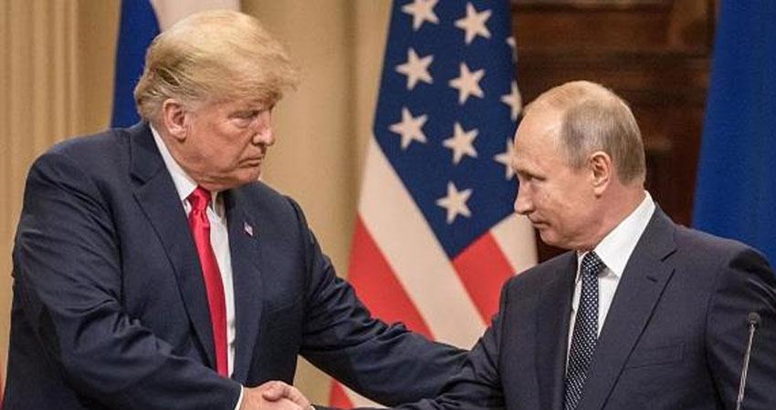 अमेरीका-रूस आई.एन.एफ. संधि से पीछे हटे फिर शुरू होगी परमाणु हथियारों की होड़?