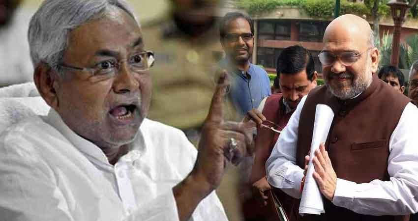 #Article370: धारा 370 हटाने को लेकर NDA में रार, JDU ने किया विरोध