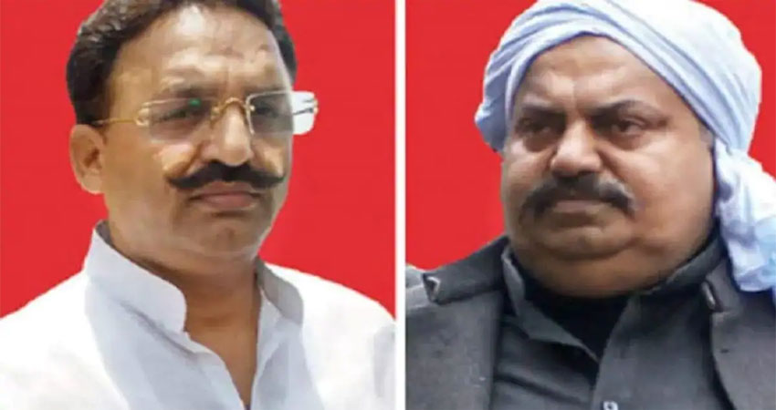 CM योगी के राज्य मंत्री का दावा- मुख्तार के बाद अब अतीक को लाएंगे UP के जेल में