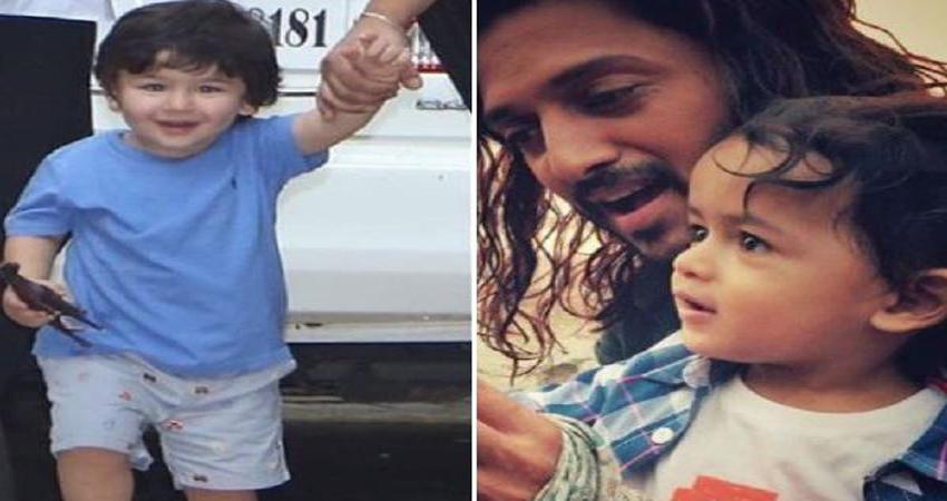 वायरल हुआ रितेश के 2 साल के बेटे का फिटनेस Video, तैमूर को किया चैलेंज