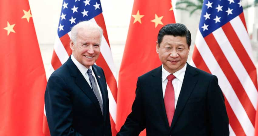 बाइडेन की जीत से भी कम नहीं हुई चीन की टेंशन, ड्रैगन को सता रहा है ये डर