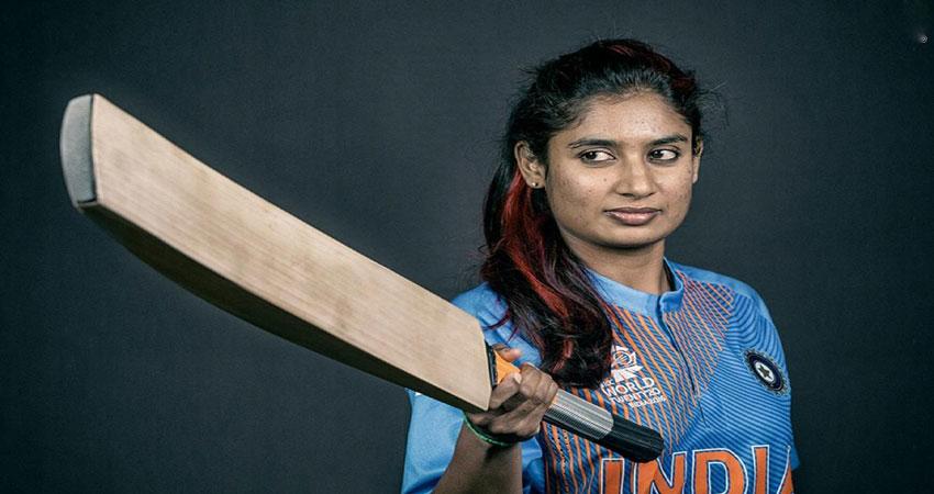 10 हजार रन पूरे करने वाली देश की पहली महिला क्रिकेटर बनीमिताली राज