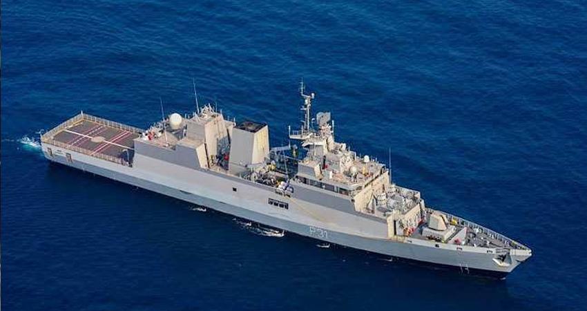 आज Indian Navy को मिलेगा 'मेड इन इंडिया' स्टील्थ युद्धपोत 'INS कवरत्ती', 90% उपकरण है स्वेदशी