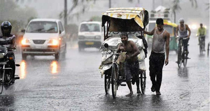 उत्तर प्रदेश में आज दस्तक दे सकता है Monsoon, 14-15 जून से दिल्ली समेत इन राज्यों में बरसेंगे बदरा