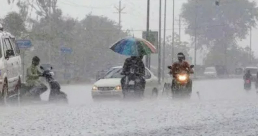 उत्तराखंड में होगी भारी बारिश, मौसम विभाग ने जारी किया अलर्ट