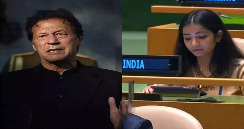 जानिए कौन हैं स्नेहा दुबे, जिन्होंने UN में इमरान खान को दिया मुंहतोड़ जवाब