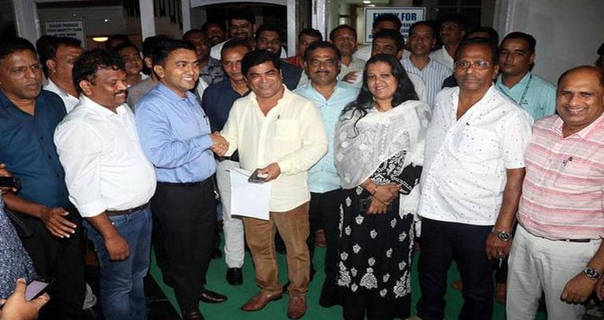 गोवा के CM करेंगे मंत्रिमंडल में फेरबदल, GFP को दिखा सकते हैं बाहर का रास्ता