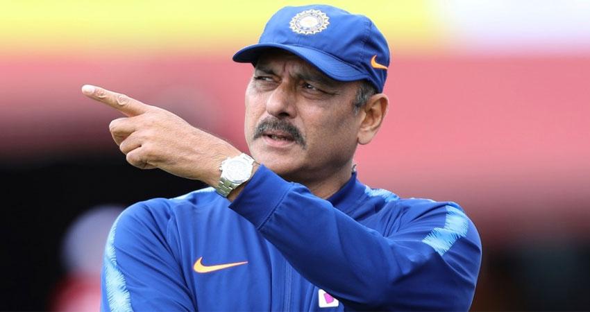 भारत की नंबर एक टेस्ट रैकिंग परमुख्य कोच रवि शास्त्री ने कही ये बात