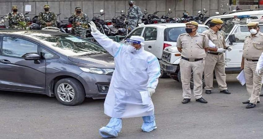 इंदौर: डॉक्टरों को मार भगाने वाले टाट पट्टी इलाके में निकले 10 कोरोना पॉजिटिव केस