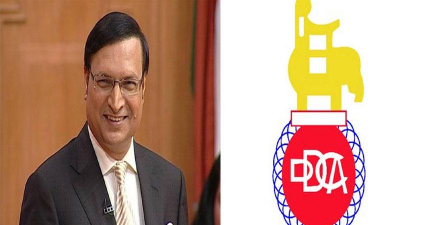 'खींचतान और दबावों' से तंग आकर रजत शर्मा ने DDCA अध्यक्ष पद से त्यागपत्र दिया