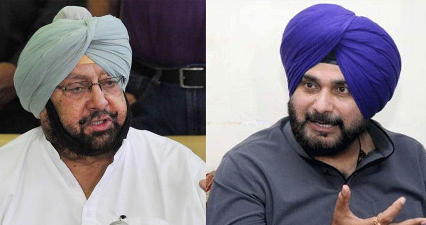 पंजाब कैबिनेट में नवजोत सिंह सिद्धू की पारी का THE END, सीएम ने मंजूर किया इस्तीफा