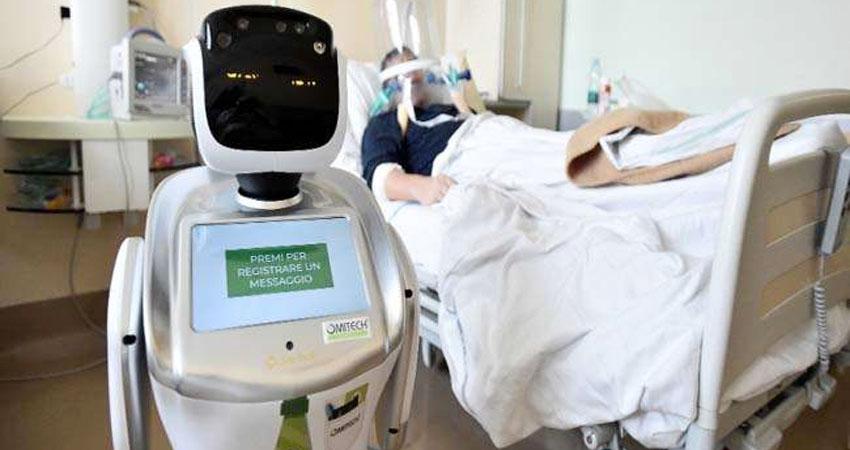 अस्पतालों के कोविड वार्ड में जल्द नजर आएगा स्वदेशी रोबोट, नर्स और वार्ड ब्वाय की जगह करेगा काम