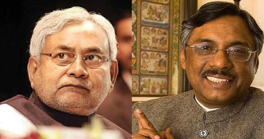 दिल्ली चुनाव: गठबंधन से नाराज नेता को नीतीश की खरी- खरी, चाहें तो छोड़ दें पार्टी