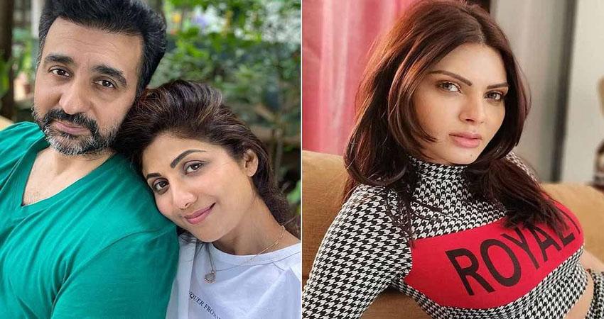 शिल्पा और राज कुंद्रा ने Sherlyn Chopra को भेजा मानहानि का नोटिस, मांगा 50 करोड़ का हर्जाना