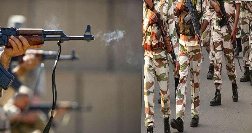 छत्तीसगढ़ः ITBP जवानों के बीच गोलीबारी, 6 की मौत, दो घायल