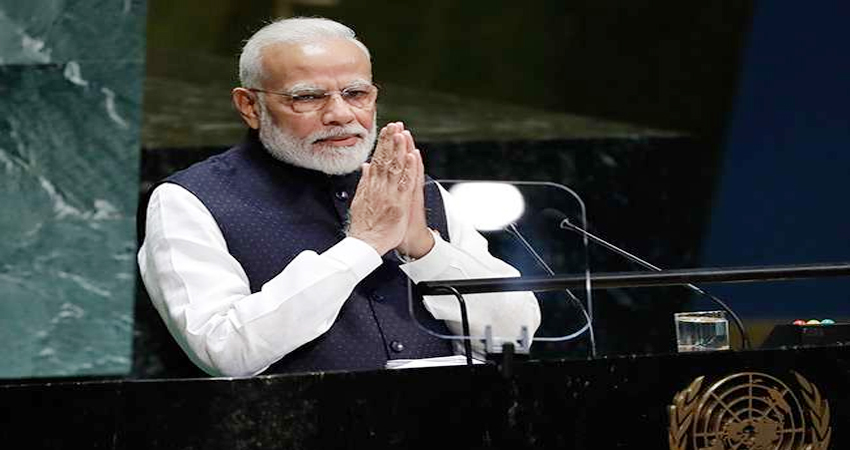 जानें, संयुक्त्त राष्ट्र महासभा में PM मोदी के भाषण की 10 खास बातें