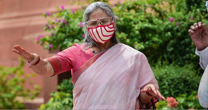 जया बच्चन के समर्थन में आई शिवसेना, मुखपत्र सामना में लिखा- गंगा की तरह निर्मल है सिनेजगत