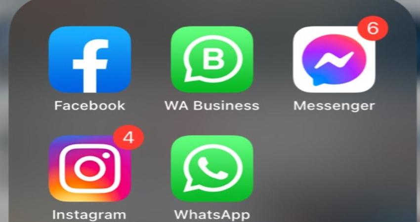 फेसबुक, इंस्टाग्राम, व्हाट्सएप लीड हुए थे बंद, उपयोग करने में वैश्विक स्तर पर हुई परेशानी