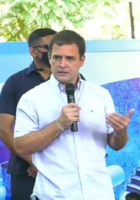 तमिलनाडु में बोले राहुल गांधी- कांग्रेस सत्ता में आई तो पढ़ाई के लिए स्कॉलरशिप पर देंगे जोर