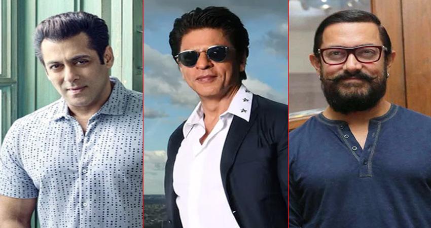 OMG! एक ही फिल्म में नजर आएंगे आमिर, शाहरुख और सलमान
