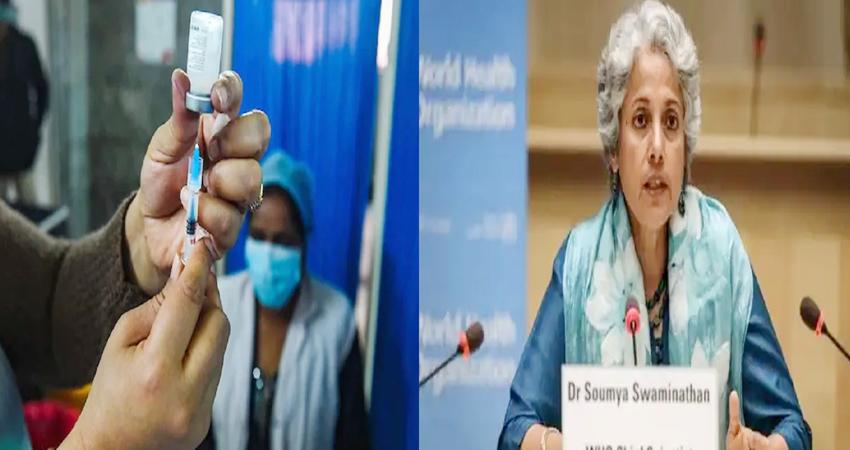 देश में 1 दिन में लगे एक करोड़ टीके, भारत की उपलब्धि WHO चीफ साइंटिस्ट ने कही ये बात