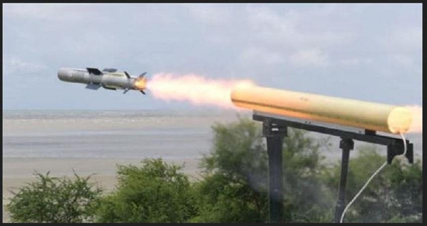 सेना को मिली मेड इन इंडिया ''ध्रुवास्त्र'' मिसाइल, दुश्मन से टक्कर लेने की है जोरदार क्षमता