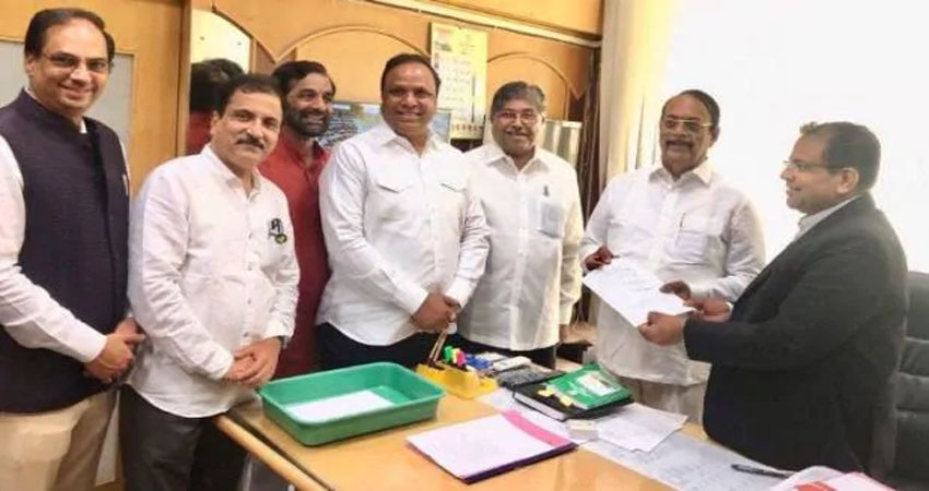 Maharashtra: विधानसभा अध्यक्ष पद पर नाना पटोले को चुनौती देंगे बीजेपी विधायक किसन कथोरे