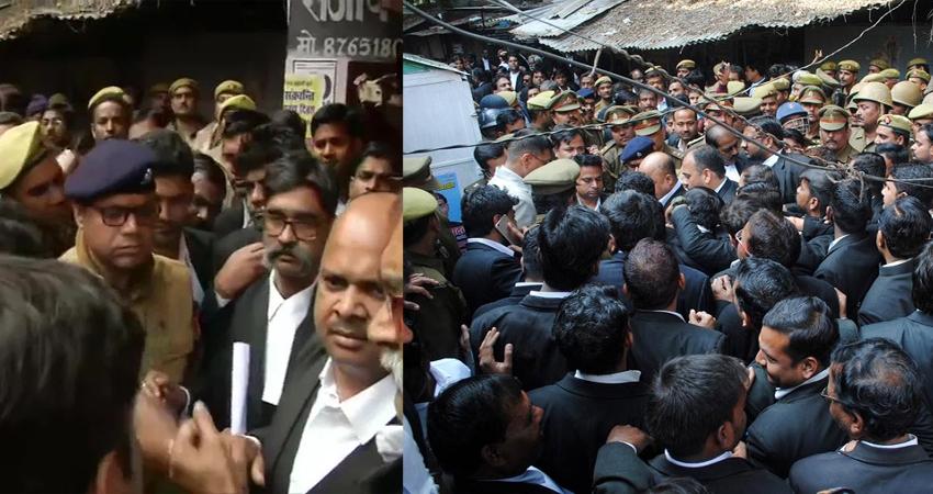 लखनऊ कोर्ट में बम धमाका मामले में जीतू यादव गिरफ्तार, घटना में दो लोगों की गई थी जान