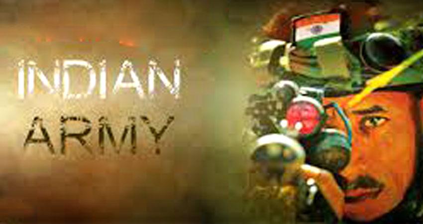 #Surgicalstrike2 : भारतीय सेना ने ट्वीट की वीर रस की कविता