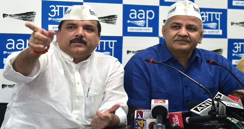बदायूं गैंग रेप केस: AAP ने योगी सरकार को घेरा, कहा दरिंदों को दिया मैसेज- सरकार अपनी है डरना क्यों?