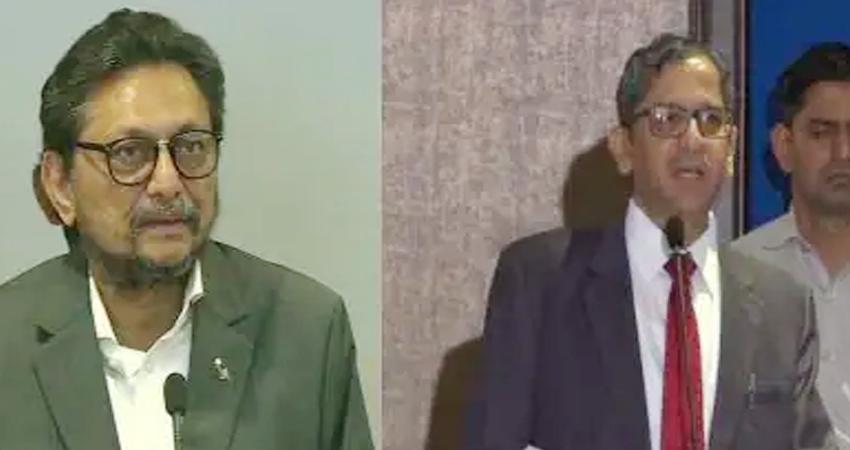 देश के अगले CJI होंगे एनवी रमना, एसए बोबडे ने सरकार को पत्र लिख की सिफारिश